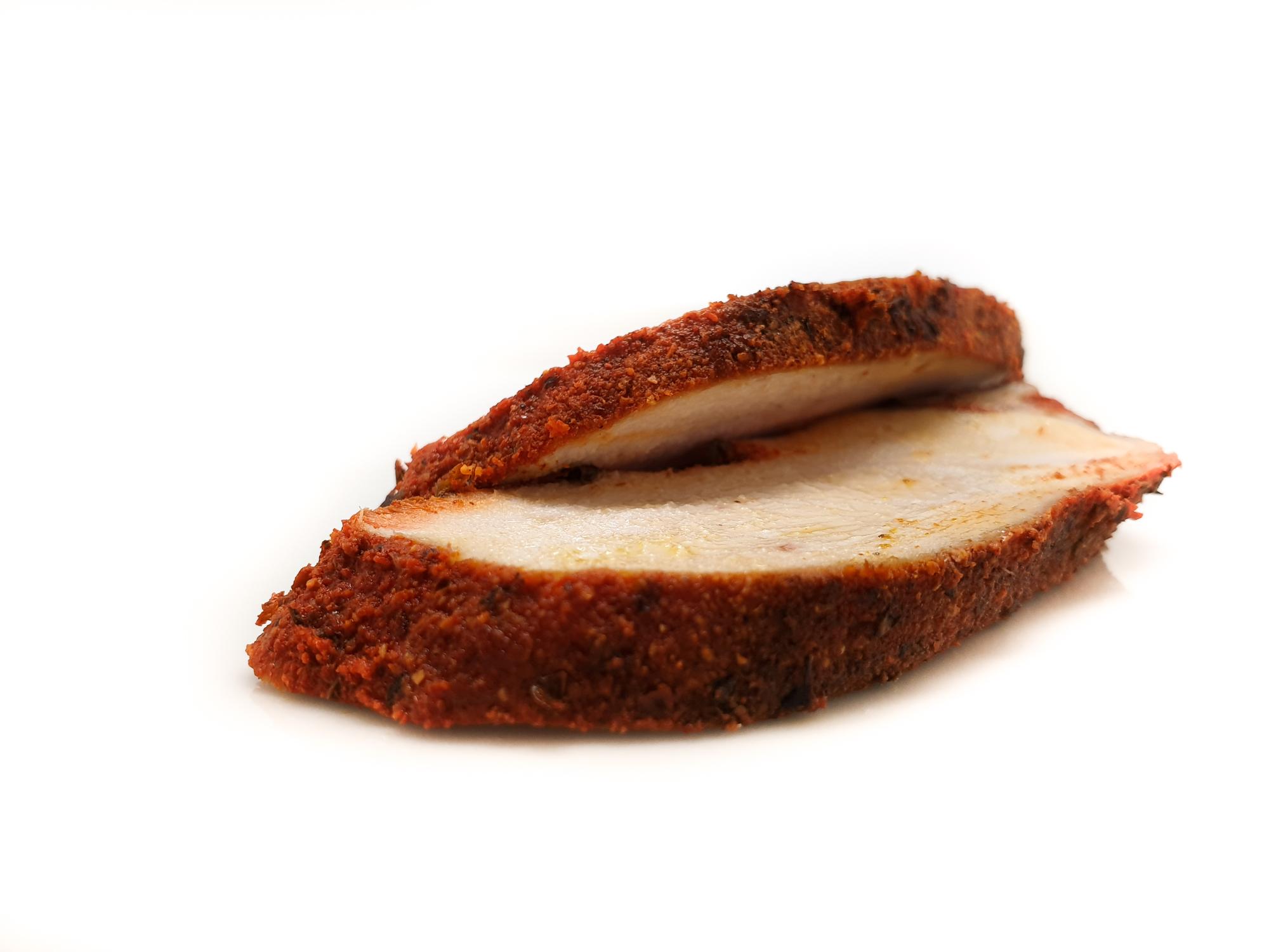 Pechuga de pollo en adobo